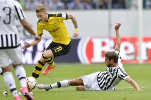 Juve Dortmund 5