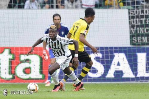 Juve Dortmund
